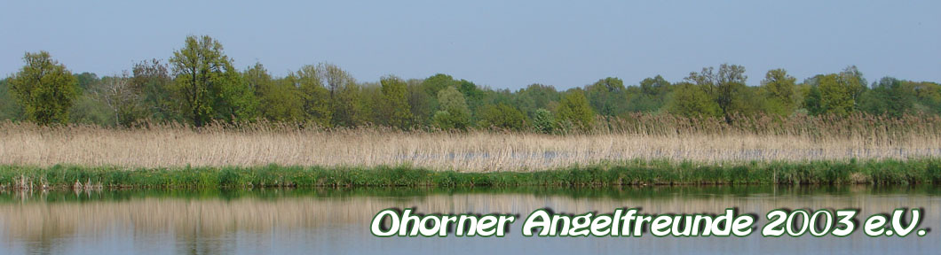 Ohorner Angelfreunde 2003